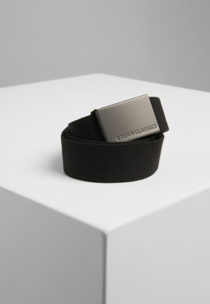 Canvas Belts BLACK