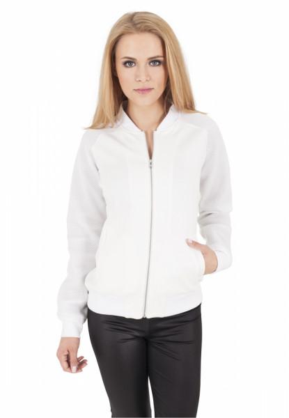 Ladies Scuba Raglan Mesh Jacket
