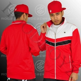 Rocawear Red White
