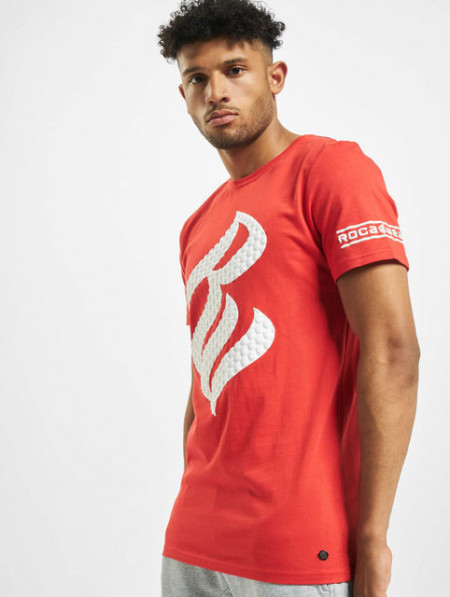 Rocawear / T-Shirt Arthur in red