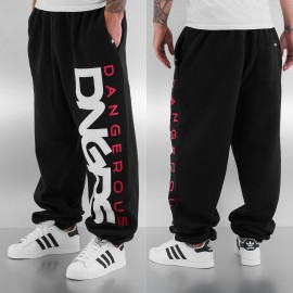 Dangerous DNGRS Classic Sweat Pants black*
