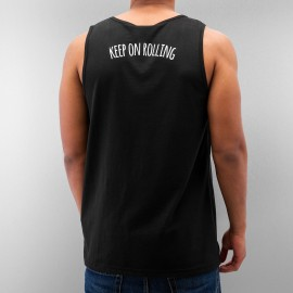 Dangerous DNGRS Overwear / Tank Tops Keep On Rolling in black*