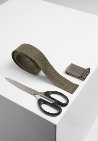 Canvas Belts