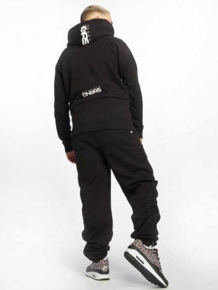 Dangerous DNGRS Rock Sweat Suit Jet Black*