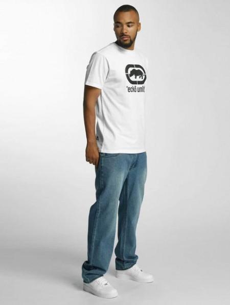 Ecko Unltd. / T-Shirt John Rhino in white