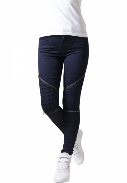 Ladies Stretch Biker Pants