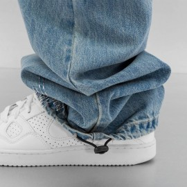 Dangerous DNGRS Jeans / Baggy Stitch in blue*