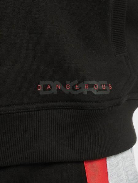 Dangerous DNGRS / Suits Fossa in black