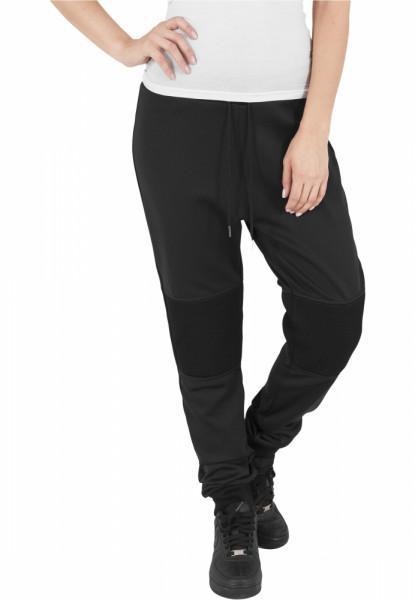 Ladies Scuba Mesh Jogging Pants