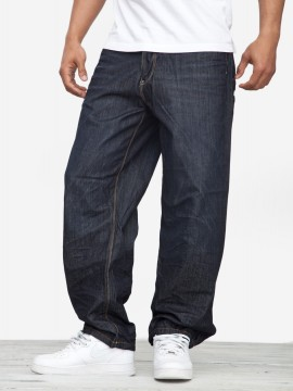 ROCAWEAR ROC BAGGI DENIM BROOKLYN WASH