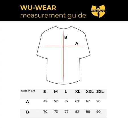 Wu Wear - Wu Tang Clan - Tricou Wu Dragon - Clan Wu-Tang