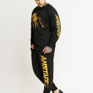 Amstaff Logo 2.0 Sweatshirt - black/gold