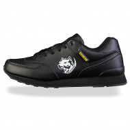 Amstaff Running Dog Sneaker - black