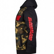 Blood In Blood Out Bullet Zipped Hoodie