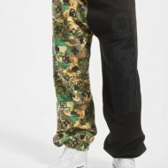 Dangerous DNGRS Half Crown & King Sweatpants Camouflage/Black