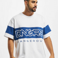 Dangerous DNGRS / T-Shirt Kindynos in white