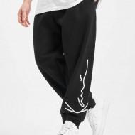 KARL KANI Signature Retro Sweatpants - black/white