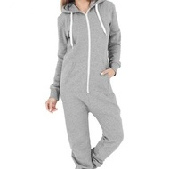 Ladies Sweat Jumpsuit