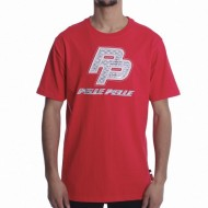 Pelle Pelle Hologram pp t-shirt red
