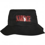 Scarface Logo Bucket Hat black one size