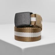 Centre Stripe Belt
