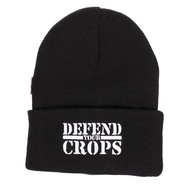 Clayler & Sons Gl Defend Your Crops Old School Hat & Beanie