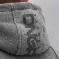 Dangerous DNGRS Rock Sweat Suit Charcoal Melange*