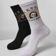 Jesus Is My Bro Socks 2-Pack