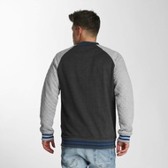 Just Rhyse Jacket / College Jacket Clearlake in grey