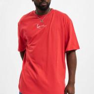 Karl Kani Men T-Shirt Small Signatur in red
