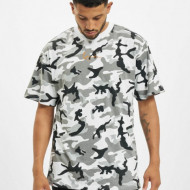Karl Kani T-shirt Small Signature Camo Tee white