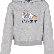 Kids Daisy Duck Lazy Cropped Hoody