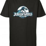 Kids Jurassic World Logo Tee