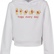 Kids Yoga Every Day Cropped Hoody