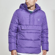 Pull Over Puffer Jacket