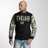 Thug Life Overwear / Jumper Zombi in camouflage