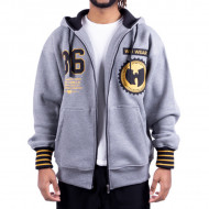 WU WEAR - 36 SYMBOL ZIPPER - WU TANG CLAN