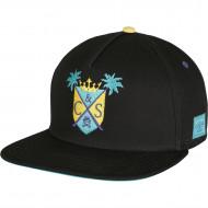 C&S WL Miami Crest Snapback