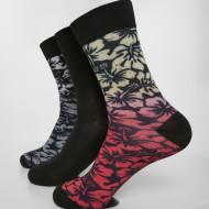 Flower Socks 3-Pack