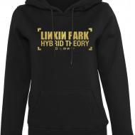 Ladies Linkin Park Anniversay Logo Hoody