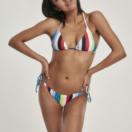 Ladies Stripe Bikini