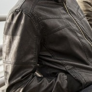 Leather Imitation Jacket
