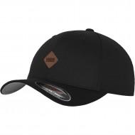 Leatherpatch Flexfit Cap