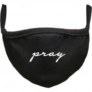 Pray Wording Face Mask
