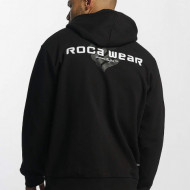 Rocawear Men Zip Hoodie NY 1999 ZH in black