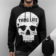 Thug Life Overwear / Hoodie Thugstyle in black*