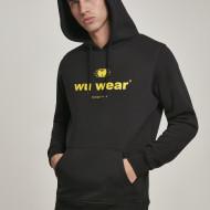 Wu-Wear Since 1995 Hoody black L