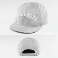 Ecko Unltd. Cap / Snapback Cap Melange College in grey