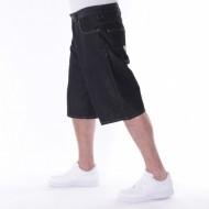 Pelle Pelle Buster baggy denim short