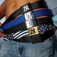 Belt MLB Woven Single
